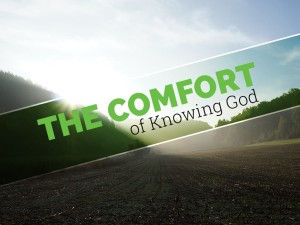 The Comfort of Knowing