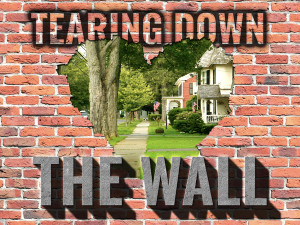 Tearing Down the Wall - Week 1 - The Role of Prayer.002